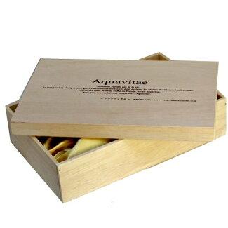 アクアヴィタエオリジナル木箱