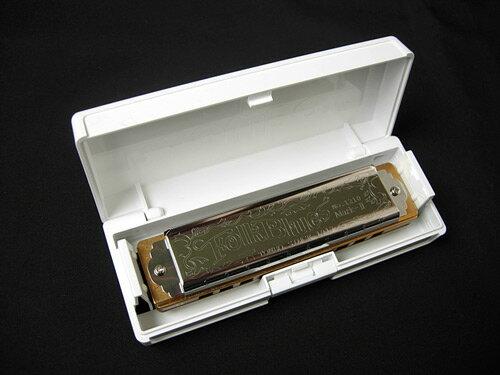 ハーモニカ, 単音10穴ハーモニカ asTOMBO No.1210 KeyF FOLKBLUES Mark-II II 10RCPP2