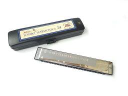 【as】TOMBO/トンボ No3624 Key:C調 トンボ複音標準配列 教育用ハーモニカ【RCP】【P2】