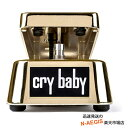 N-AEGIS楽天市場店で買える「CRYBABY WAH50th Anniversary Cry Baby® Wah ワウペダル GCB95G 50th 記念モデル エフェクター ジムダンロップ ジムダン JimDunlop GCB-95 【RCP】」の画像です。価格は34,650円になります。