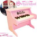 シェーンハット 18鍵盤 ミニピアノ ピンク 18-Key ...