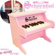 シェーンハット18鍵盤ミニピアノピンク18-KeyPinkMyFirstPiano1822PSchoenhutトイピアノクリスマスプレゼント、お誕生日プレゼントに♪男の子向け女の子向けおもちゃ【RCP】