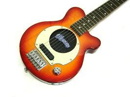 完璧14点セット!Pignose/ピグノーズPGG-200/CSチェリーサンバーストアンプ内蔵ミニエレキギター【送料無料】【RCP】【P2】