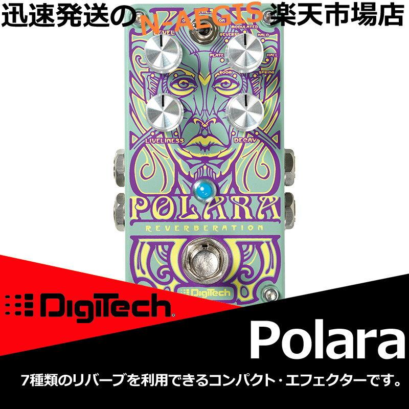 ギター用アクセサリー・パーツ, エフェクター DigiTech POLARA RCPP5