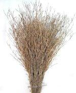 日本製職人手作り竹箒庭ほうきかき集め仕上げ用プロ仕様160cm程度国産