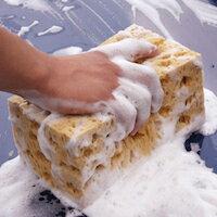 DCMR キッチン マジック スポンジ クリーナー チーズ みたい 大きな 洗車用 スポンジ