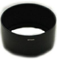 交換レンズ用アクセサリー, レンズフード DCMR Camera 67 mm Canon Nikon PENTAX Panasonic OLYMPUS ()