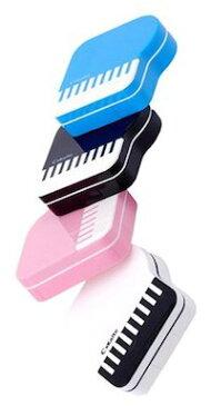 DCMR コンタクトレンズ キット ケース 鏡 ピンセット オイルケース ピアノ 【お楽しみカラー 1点】
