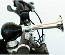 DCMR 大音量 クラクション ベル 9寸 クラシック レトロ ラッパ 自転車 用 サイクル アクセサリ