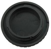 DCMR Camera カメラ 用 ボディー キャップ ペンタックス Q マウント PENTAX Mount ブラック 黒 (汎用品)
