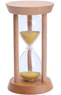 DCMR 生活 砂時計 キッチン アナログタイマー 30分 1点 ガラス シンプル スタイリッシュ モダン