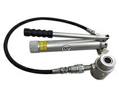 カクタス (CACTUS)SKP-4C75 セット カクタスパンチ SKP-4型 油圧式鋼板穴あけ機 C19〜C75 セット