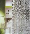 シャワーカーテン Waterproof Sparkling