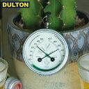 【P5倍】DULTON Thermo-hygrometer 温湿度計 Mexico 【品番:K925-1283MX】 ダルトン インダストリアル アメリカン ヴィンテージ 男前