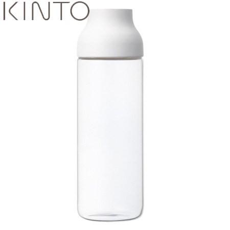 【全品P5〜10倍】KINTOCAPSULEウォーターカラフェ1.0Lホワイト22971キントーカプセル