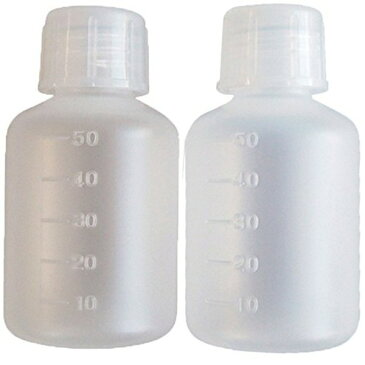 機内持ち込み可能 丈夫な 液体ボトル 50ml 日本製
