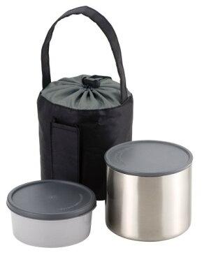 保温 弁当箱 500ml 茶碗約2.5 杯分 ホット べんとー ランチ H-2918 パール金属(PEARL METAL)