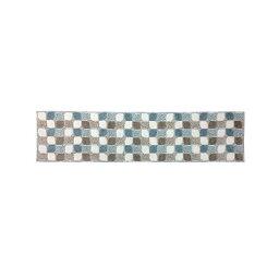 Okato リベルタ キッチンマット ブルー 45×180×厚さ1cm オカトー