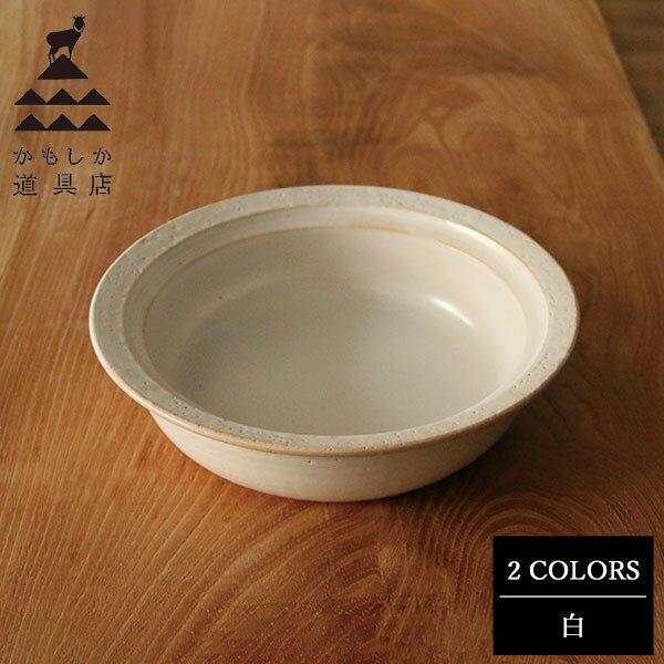 【P5倍】かもしか道具店 陶のすき焼鍋 こぶり 白 山口陶器