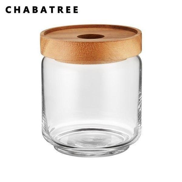 【全品P5〜10倍】チャバツリー コロンガラスジャー 500cc ChaBatree ST007 アットシャムサイト アットサイアムサイト