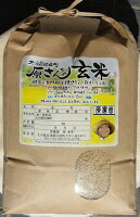 【平成28年度】【新米】大分県産原農園のひのひかり玄米5kg【減農薬栽培米】【原農園】