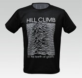 Hillclimb(ヒルクライム)BLACK(ブラック)VALETTEサイクルTシャツ