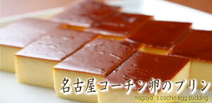 名古屋コーチン卵100%使用!!贅沢に名古屋コーチン卵のみを使用した、フォークで食べる濃厚か...