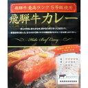 飛騨牛最高ランク5等級使用飛騨牛カレー 200g【特別送料】