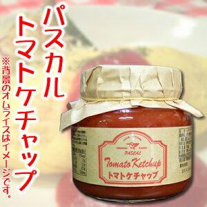 【飛騨清見・パスカル】パスカルトマトケチャップ388g入り