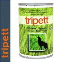 tripett・トライペット /グリーン ビーフ トライプ 396g缶【犬用 /全年齢対応・ウエット・グリ...