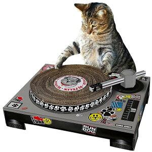 NEW キャットプレイハウス /キャットスクラッチターンテーブル【猫用・爪とぎ・cat play house...