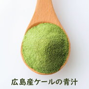 広島県産ケール青汁