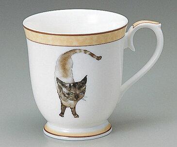 NARUMI(ナルミ)いわさきちひろ マグカップ(碧い目の黒猫(10個セット)(マグカップ)(内祝い 結婚祝い 出産内祝い 新築祝い 結婚祝い 引き出物 お返し)(楽天スーパーセール)