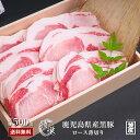 ギフト 送料無料 極上 鹿児島県産 黒豚 ロース 薄切り 5