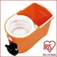 【アイリスオーヤマ】 回転モップ 洗浄機能付き KMO-490S 大人気のスピンモップ!ラクラク簡単モップがけ!