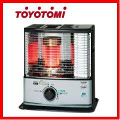 トヨトミポータブル石油ストーブRS-S24D(S)シルバー