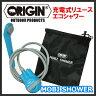 ■送料無料■ EXTRA MOBI SHOWER ポーチ付属♪ オリジン・モビシャワー コードレスなので持ち運びがラクラク!充電式 リユース エコシャワー Smart Shower エクストラ キャンプ 釣り サーフィン 海水浴 アウトドア