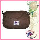 【ERGObabyエルゴベビー】オーガニック・フロントバッグダークチョコBGEG02502エルゴベビー・ベビーキャリアに取り付けることが可能なバッグ