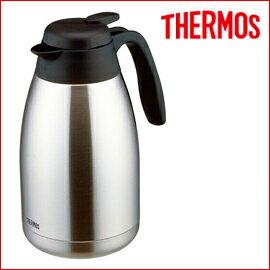 【サーモス】 ステンレスポット TGS-1500 保温/保冷ができ、飲み物を最適の温度に保つポッド TG...