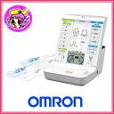電気治療器 オムロン 電気治療器 HV-F5000 パッド4枚付属 低周波治療器 OMRON HVF5000 ■無...