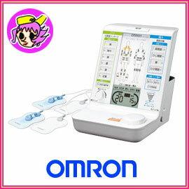 ■送料無料■電気治療器 オムロン 電気治療器 HV-F5000パッド4枚付属 低周波治療器 OMRON HVF500...