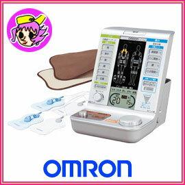 ■送料無料■電気治療器 オムロン HV-F5200 患部を包み込んで温める専用サポーターで温熱治療!低...