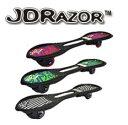 ■送料無料■JDRAZOR■Piaoo EX mini カラーBOX付き スケートボード スケボーブラック/ブルー/レッド RT-169M