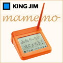 ■送料無料■【KING JIM キングジム】 mamemo マメモ TM1 画面タッチですぐメモる!メモをアラ...