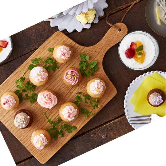 ビタントニオ カップケーキプレート 2枚組 PVWH-10-CC Vitantonio本格的 カップケーキ VWH-200 プレート お菓子 マフィンプレゼント カフェ スイーツ PVWH10