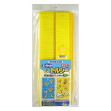 ネット付き捕虫紙 トルシーネット付 S25P 黄 5cm×35cm 害虫捕獲粘着紙 25枚 − 一色本店