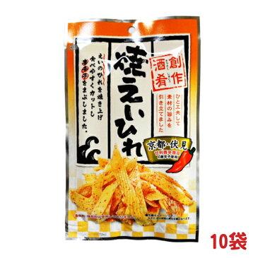 助六するめ 創作酒肴 焼えいひれ 36g/袋×10 − 助六食品