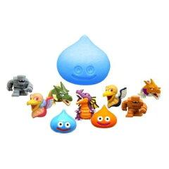 スクウェア・エニックス スライムの形をした入浴剤中からモンスターのフィギュアが出てくるよ...