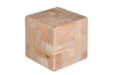 木製 立体パズル クイーンズキャッスル R75K-Q − くた工房