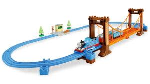TAKARATOMY(タカラトミー)プラレール きかんしゃトーマス ぐらぐらつり橋セット